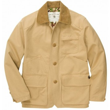 The Wm. Lamb & Son Field Coat - Khaki